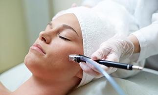 Silk Peel Dermalinfusion Facial