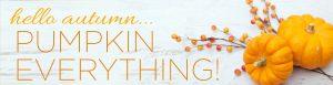 Pumpkin Spice Spa Treatments