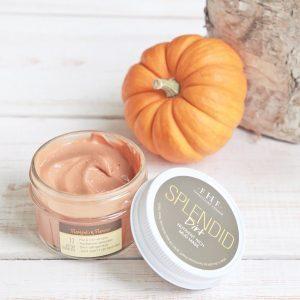 farmhouse fresh splendid dirt pumpkin mask